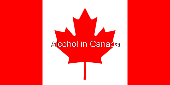 Alcohol in Canada