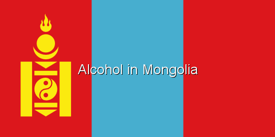 Alcohol in Mongolia