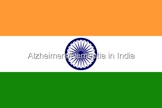 Alzheimers/Dementia in India