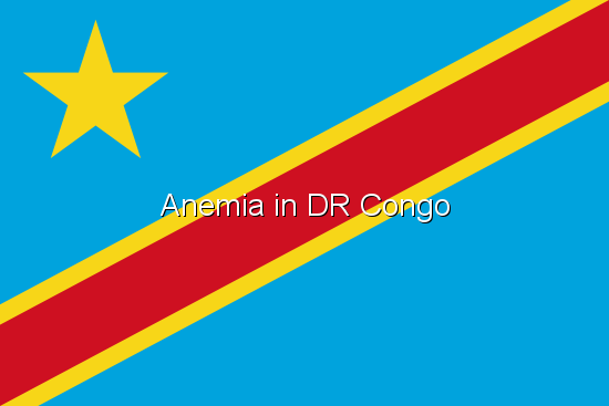Anemia in DR Congo