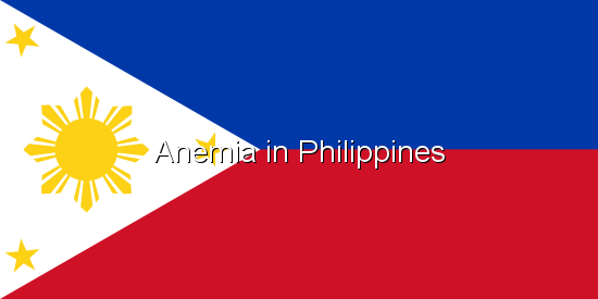 Anemia in Philippines