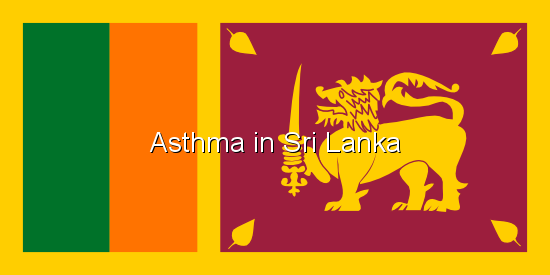 Asthma in Sri Lanka