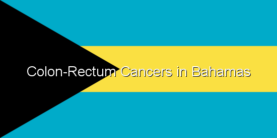 Colon-Rectum Cancers in Bahamas