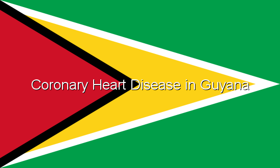 Coronary Heart Disease in Guyana