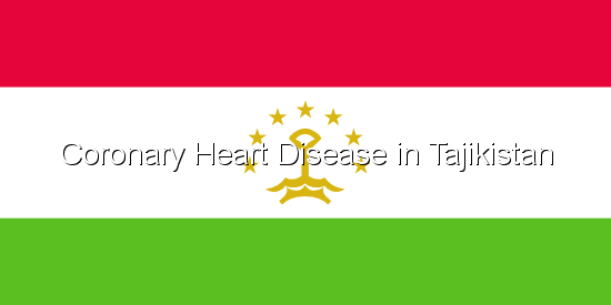 Coronary Heart Disease in Tajikistan