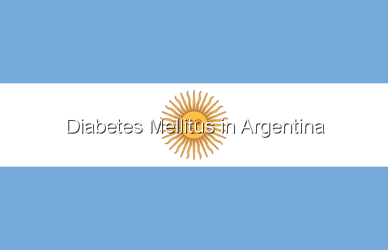 Diabetes Mellitus in Argentina