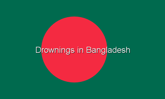 Drownings in Bangladesh