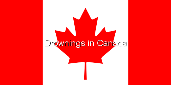 Drownings in Canada
