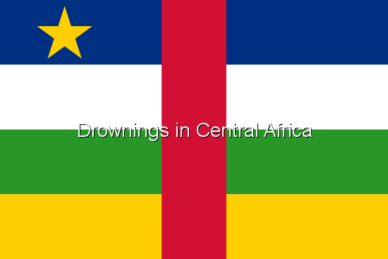 Drownings in Central Africa