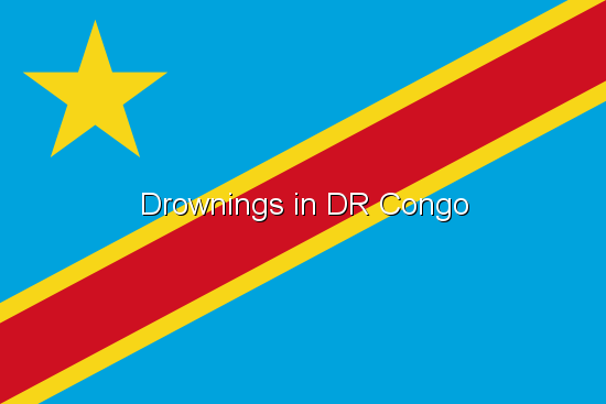 Drownings in DR Congo