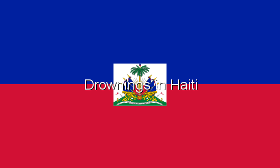 Drownings in Haiti