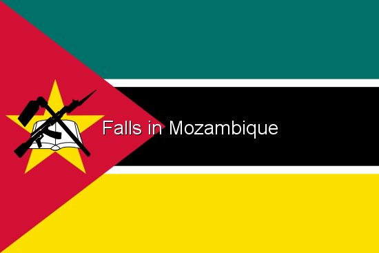 Falls in Mozambique