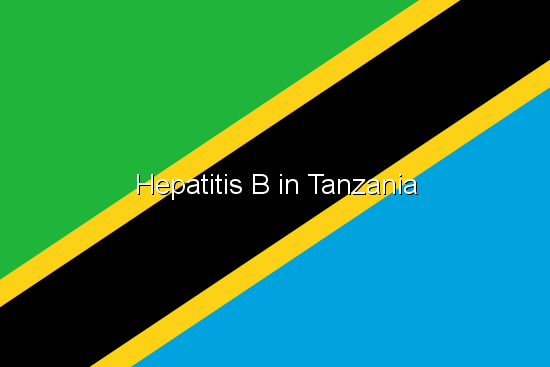 Hepatitis B in Tanzania