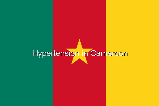 Hypertension in Cameroon