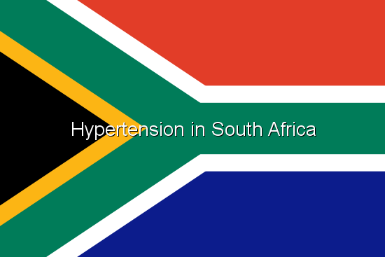 Hypertension in South Africa