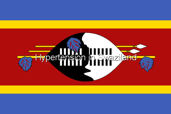 Hypertension in Swaziland
