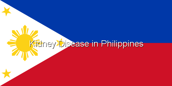 Kidney Disease in Philippines