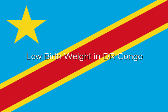 Low Birth Weight in DR Congo