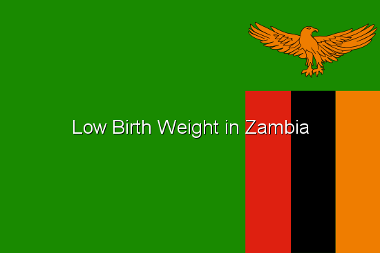 Low Birth Weight in Zambia