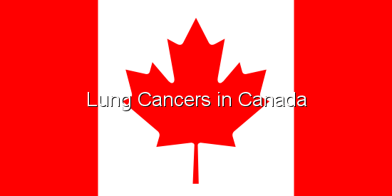 Lung Cancers in Canada