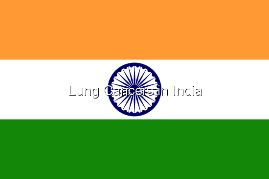 Lung Cancers in India