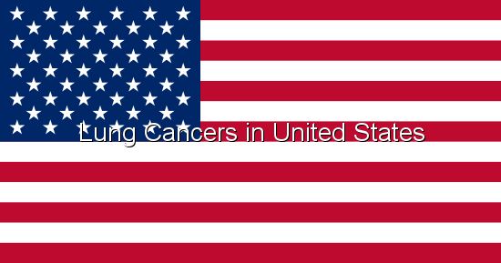 Lung Cancers in United States