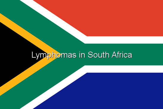 Lymphomas in South Africa
