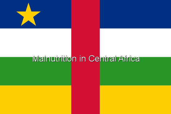 Malnutrition in Central Africa