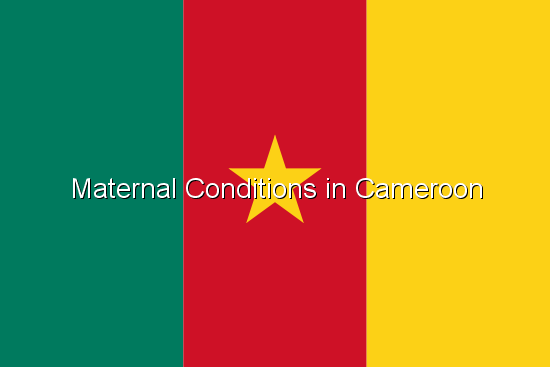 Maternal Conditions in Cameroon