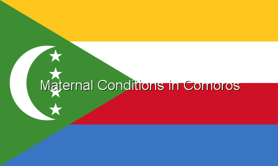 Maternal Conditions in Comoros