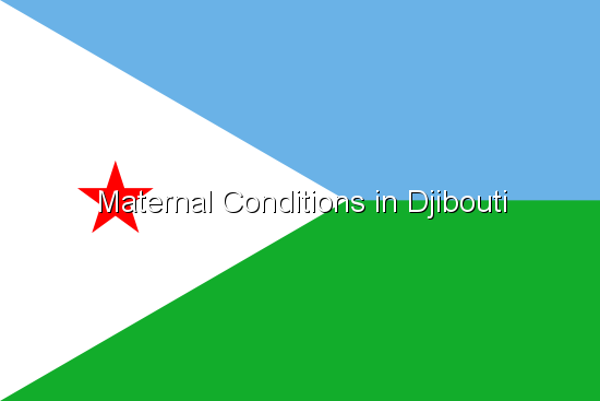 Maternal Conditions in Djibouti