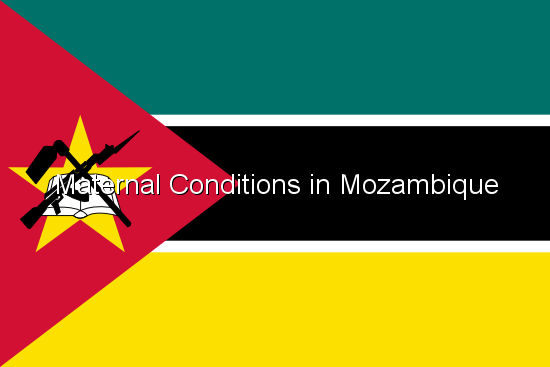 Maternal Conditions in Mozambique