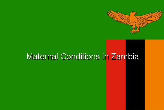 Maternal Conditions in Zambia