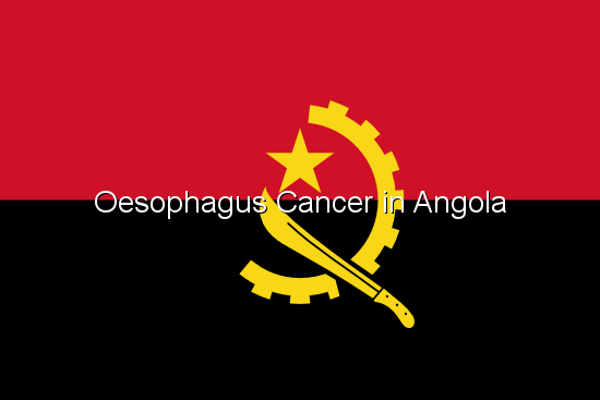 Oesophagus Cancer in Angola