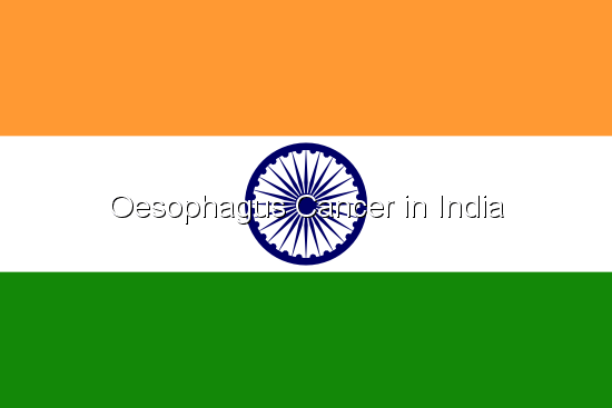 Oesophagus Cancer in India