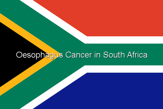 Oesophagus Cancer in South Africa