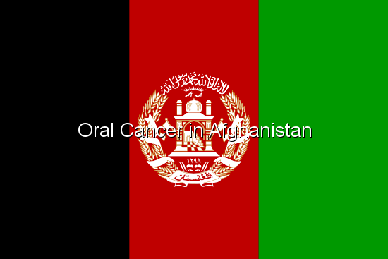 Oral Cancer in Afghanistan