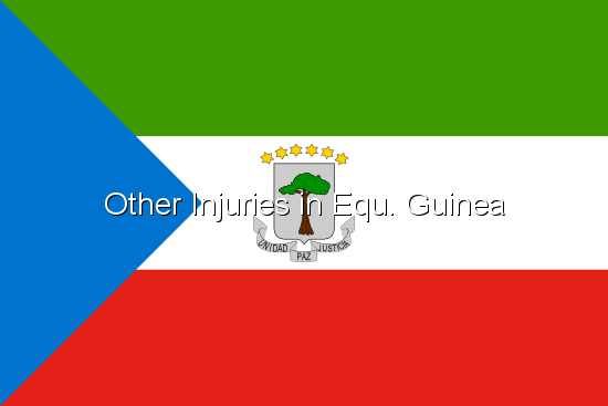 Other Injuries in Equ. Guinea