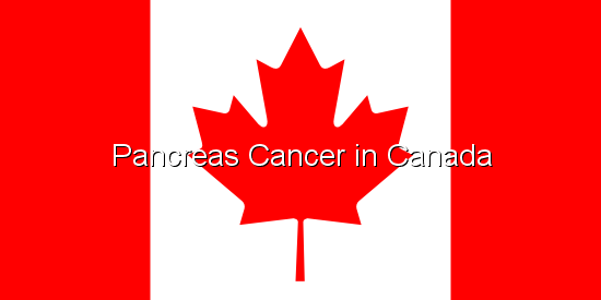 Pancreas Cancer in Canada
