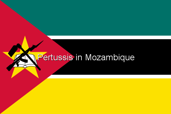 Pertussis in Mozambique