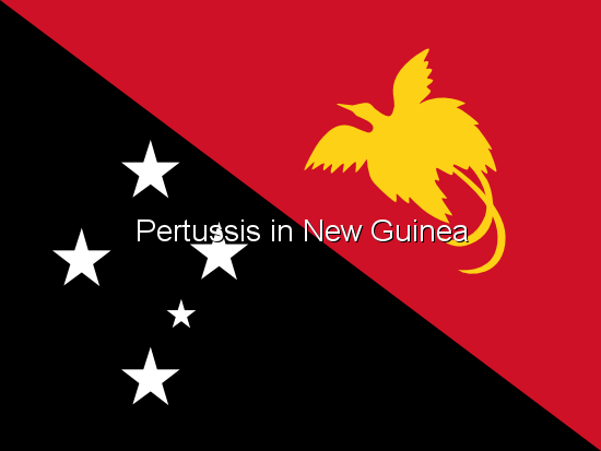 Pertussis in New Guinea