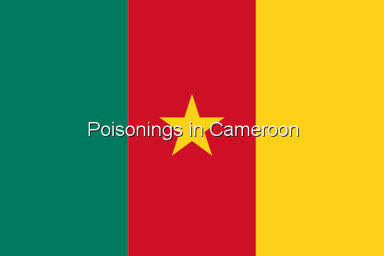 Poisonings in Cameroon