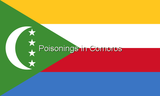 Poisonings in Comoros