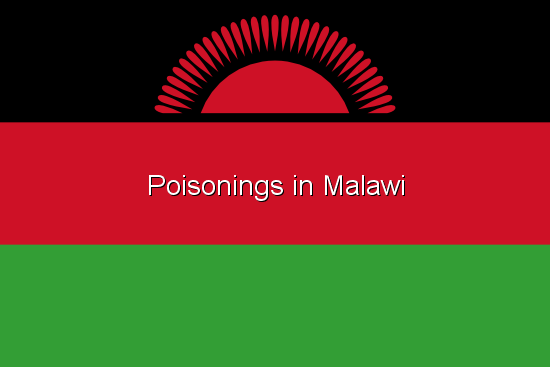 Poisonings in Malawi
