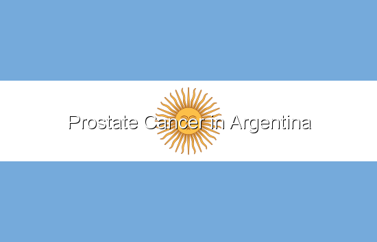 Prostate Cancer in Argentina