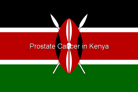 Prostate Cancer in Kenya