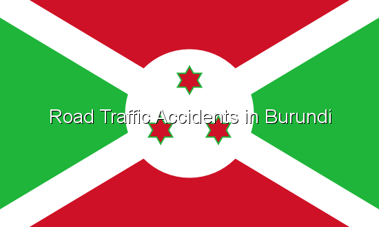 Road Traffic Accidents in Burundi