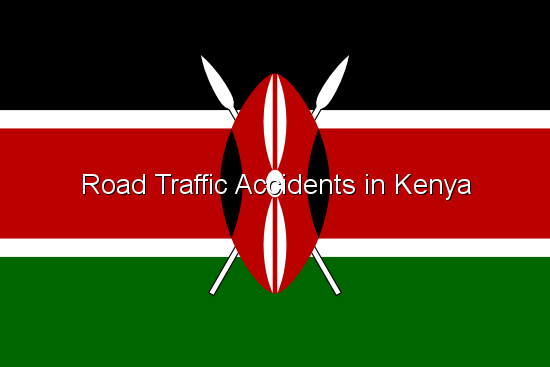 Road Traffic Accidents in Kenya