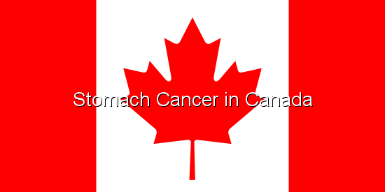 Stomach Cancer in Canada