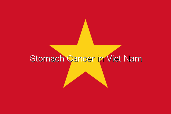 Stomach Cancer in Viet Nam